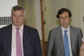 Ruiz Mateos, enfermo, no declara en Palma por presunta estafa y su hijo  Zoilo le culpa a él