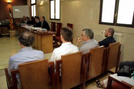Diez años y medio para los acusados por el derrumbe del Son Moll