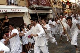 ATALLA DE MOROS Y CRISTIANOS DE POLLENÇA