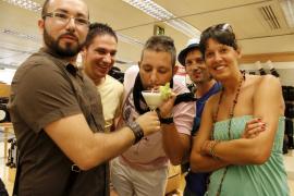 Palma concurso cocteleria corte ingles fotos teresa ayuga