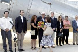 Homenaje a Toni Planas, el piloto mallorquín fallecido en un atentado en Kabul