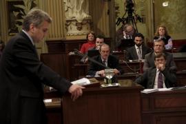 Antich niega las acusaciones de Melià de «perseguir, estigmatizar y demonizar a UM»