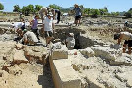 La ciudad romana de Pol·lèntia estuvo habitada hasta el siglo VIII