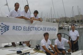 El 'Red Eléctrica' apunta al podio