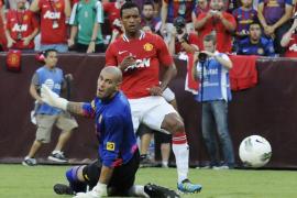 El Manchester United se reivindicó con su fútbol ante el Barcelona