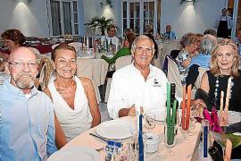 Cena de verano en el Club Náutico de Palma