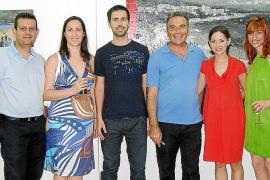 Exposición 'Etapes' de Jorge Azri