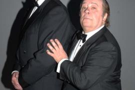 Bertín Osborne y Paco Arévalo son 'Mellizos'