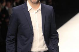 Cesc Fábregas, modelo por un día