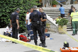 Muere una turista italiana de 20 años tras caer desde un sexto piso en un hotel de Cala Major