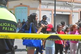 Imputan a una monitora que llevó a 13 niños a una protesta de 'indignados'