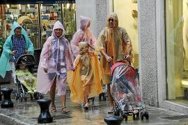 Julio ha sido el mes «más fresco» en Balears desde 2002