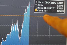 La prima de riesgo italiana supera por primera vez a la española
