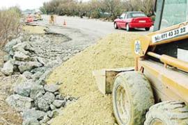 1.000 millones para el arreglo de carreteras de Mallorca tras el temporal