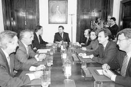 La inclusión de Batasuna en la lista de terroristas divide a PP y PSOE