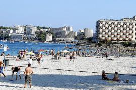 Balears registrará un «tapón turístico» la próxima semana por el 'boom' de visitantes