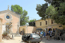 Leticia Dolera se une al rodaje de 'Mad Dogs', que estos días pasa por Sencelles