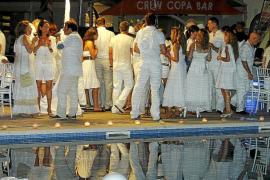 La fiesta blanca del verano