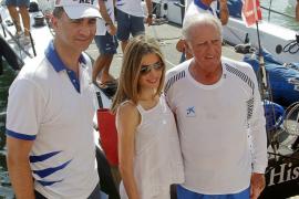 José Cusí (Bribón): «Es un broche de oro poder ofrecer esta Copa a nuestro Rey»