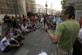 Los 'indignados' celebran su II Foro Intercalles con una reducida asistencia