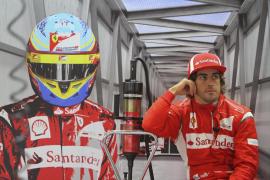 Alonso considera «casi imposible» la victoria en el Mundial