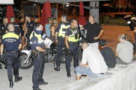 La policía asesta un duro golpe a las bandas de carteristas de s'Arenal y detiene al líder del grupo