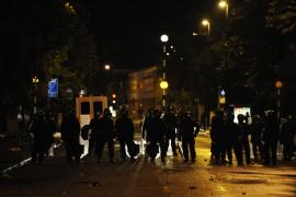 Los disturbios y los actos de vandalismo  se extienden al este y el sur de Londres
