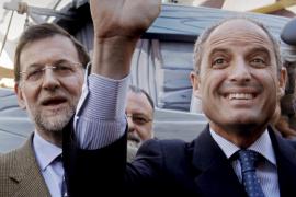 Rajoy defiende la honradez de Camps