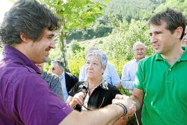 Bildu asiste al homenaje a Joxe Mari Korta, asesinado por ETA