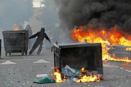 Más de 200 detenidos desde el comienzo de los disturbios en Londres