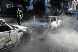 Primera víctima mortal de los disturbios en Londres