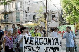 ARCA inicia su campaña en la calle para conservar Santa Catalina