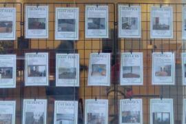 La venta de viviendas cayó un 27,1 % en junio en Baleares