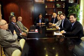 Isern reclama al Mallorca que «acredite la viabilidad económica» del proyecto del Lluís Sitjar