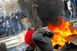 Casi 400 detenidos en los disturbios protagonizados por estudiantes en Chile