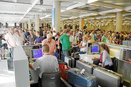 Son Sant Joan supera en julio su récord histórico de movimiento de pasajeros