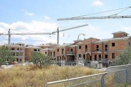 La solicitud de licencias de obra cae en Palma un 4% entre enero y julio de 2011