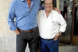Osborne y Arévalo, «dos locos muy juntos», en el Trui Teatre de Palma