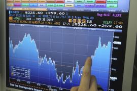 La Bolsa española cierra con una fuerte alza en otra jornada volátil