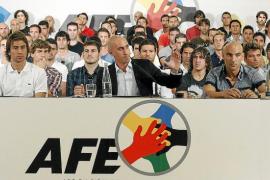 Huelga en el fútbol español