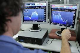 La Bolsa logra la segunda mayor subida del año, un 4,82%