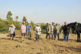 Rememorando las labores agrícolas más tradicionales