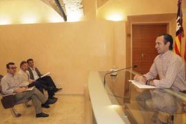 Joves Empresaris pide a Bauzá que en las escuelas se  impartan asignaturas que «fomenten el espíritu emprendedor»