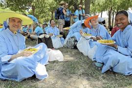 Un millón de peregrinos esperan al Papa en su tercera visita a España