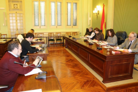 El Parlament pide al Govern que tome las «acciones oportunas» para recuperar las conexiones aéreas con Europa