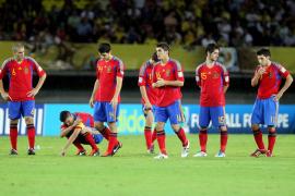 España puso el juego pero Brasil ganó por penaltis