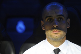 Guardiola: «Ha sido  una proeza sacar este resultado»