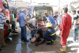 Una ola de atentados en Irak causa al menos 62 muertos y 251 heridos