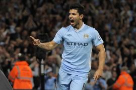 El 'Kun' Agüero deslumbra en su debut con el City