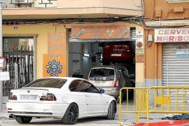 Detenido por amenazar a un mecánico con quemar su taller tras robar 15 euros